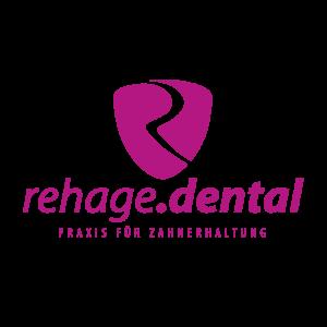 Gestaltung eines Logos für die Zahnarztpraxis Rehage Dental in Homburg