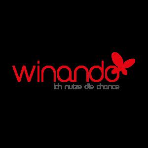 Layout Corporate Design für Winando Gewinnspiel Schweiz