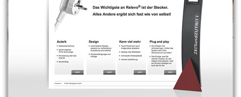 relevo_Internetseite