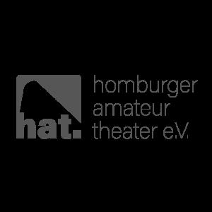 Logo Design für das Homburger Amateur Theater