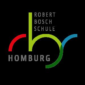 Gestaltung eines neuen Logos für die Robert-Bosch-Schule in Homburg